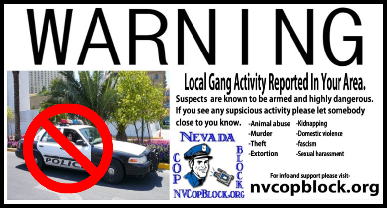 Las Vegas: Beware of Gang Activity in Your Neighborhood!